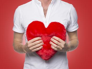 Cozy Heart Lämpötyyny