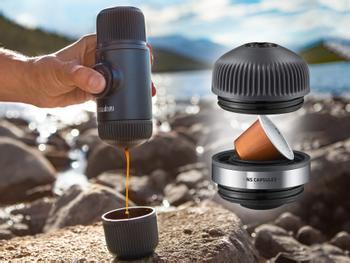 Nanopresso NS Kannettava espressosetti