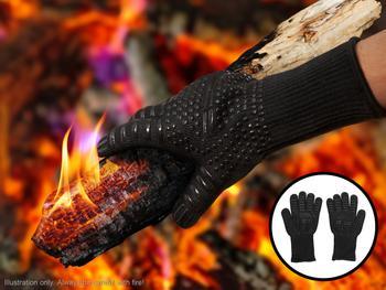 KitchPro lämmönkestävät grillikintaat