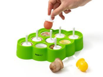 KitchPro Ice Pop Mehujäämuotti