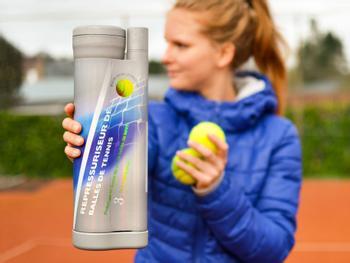 Bounce Pressure Tube padel- ja tennispalloille