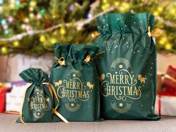Joulupussit 3-pakkaus