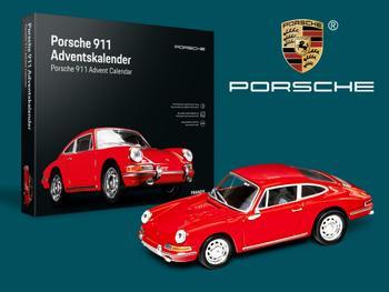 Porsche 911 Joulukalenteri