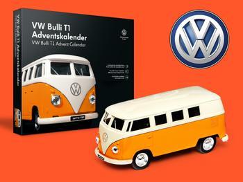 Volkswagen Bulli T1 Joulukalenteri